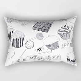 Süßigkeiten Rectangular Pillow