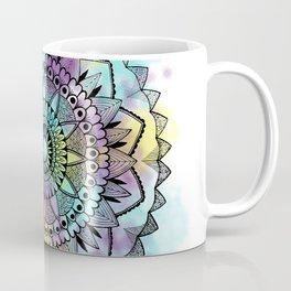 Colourwash Mandala Coffee Mug