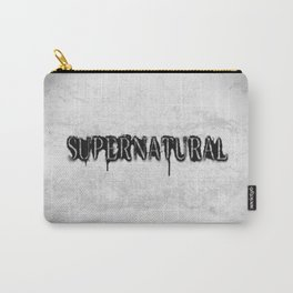 Supernatural monochrome Carry-All Pouch