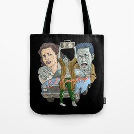 Say Brainything Tote Bag
