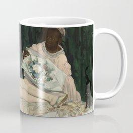 Olympia, Édouard Manet Coffee Mug