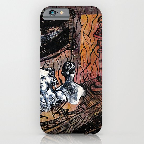 Museum No. 2 iPhone & iPod Case