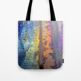 (t)Rainbow Tote Bag
