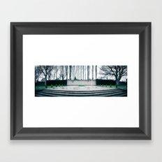 1916 Memorial Arbour Hill Dublin Ireland Framed Art Print