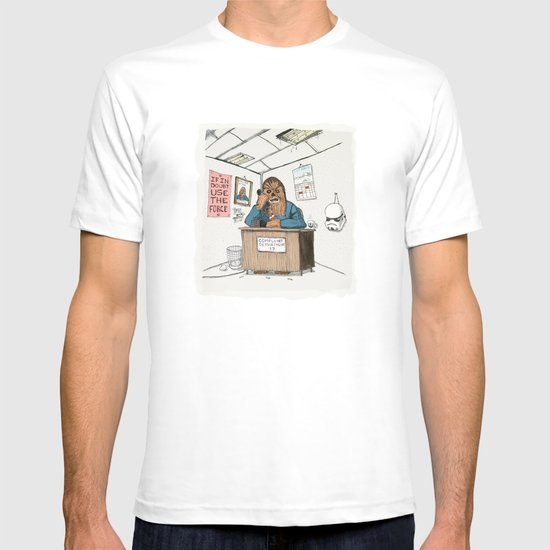 Chewwie at work T-shirt
