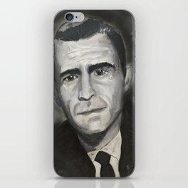 Twilight Zone iPhone Skin
