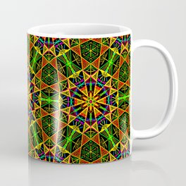 Tribal Celebration Coffee Mug