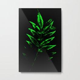 Greenness Metal Print