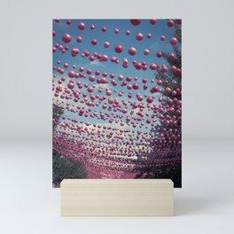 Summer Pink Mini Art Print