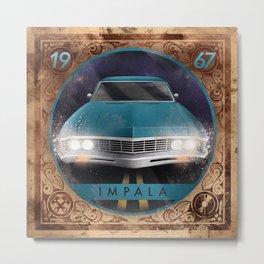 Impala 67 Metal Print