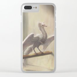 Slice of Sunlight Clear iPhone Case