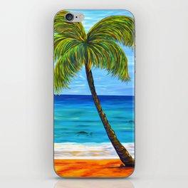 Maui Beach Day iPhone Skin