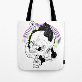 brainless wonder Tote Bag
