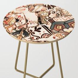 Mosaic field Side Table