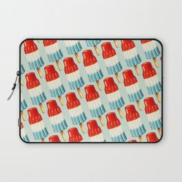 USA 4th of July Popsicle Pattern Laptop Sleeve