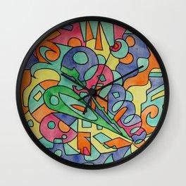 cc-pp-000 Wall Clock