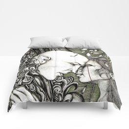 Dread Wolf's lover Comforters