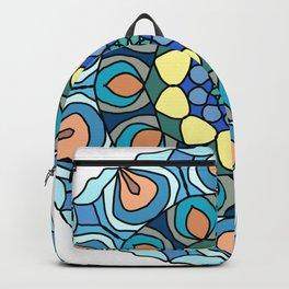 nautical mandala Backpack