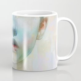 Open the eyes Coffee Mug