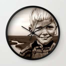 "charly - ""nordisch by nature"" Wall Clock"