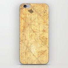 Golden Diamonds of India iPhone & iPod Skin