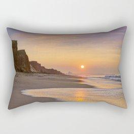 Falésia, dawn Rectangular Pillow