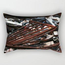 Rubbish Tip Rectangular Pillow