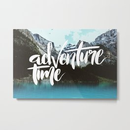 Adventure Time Metal Print