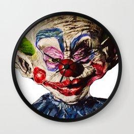 Killer Klown Wall Clock
