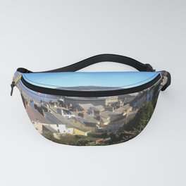 Spring Day At Conwy Fanny Pack