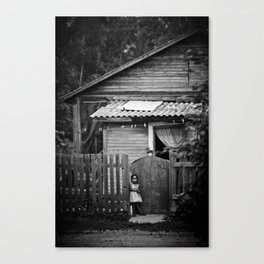 My Home Canvas Print