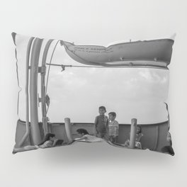 Simple Times NYC Pillow Sham