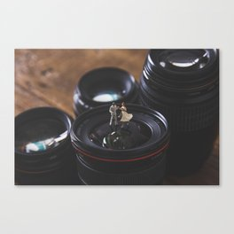 Photography Dance  Canvas Print
