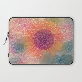 Sunflower Constellation Laptop Sleeve