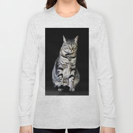 Who goes there Long Sleeve T-shirt