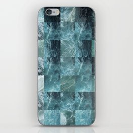 Abstract sea iPhone Skin