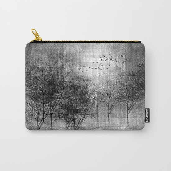 Black and White - Paisaje y color II Carry-All Pouch