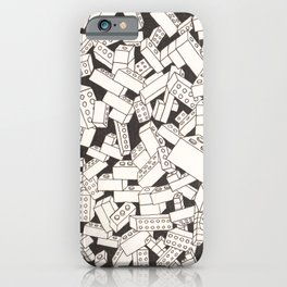 LEGO: Playwell.  iPhone Case