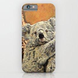 SmartMix Animal - Koala Baby iPhone Case