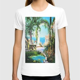 Cozy courtyard # 2 T-shirt