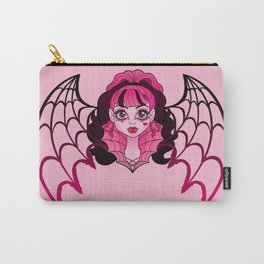 Ghouls Rule Draculaura Carry-All Pouch
