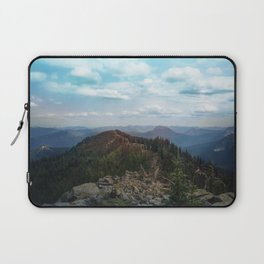 peaks and valleys Laptop Sleeve