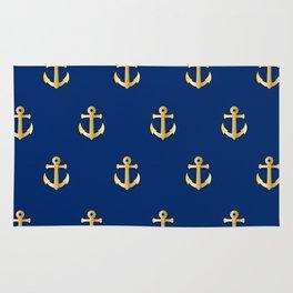 Anchors Aweigh Rug