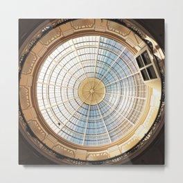 Circles Within Circles Metal Print