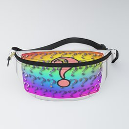 More Questions Fanny Pack
