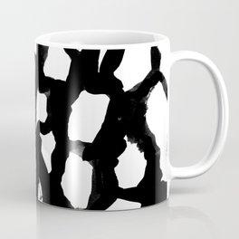 Elia - abstract painting minimal modern art print home decor must haves Coffee Mug