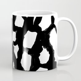 Elia - abstract painting minimal modern art print home decor must haves Coffee Mug