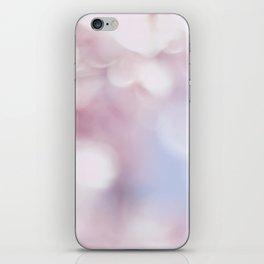 Blossom bokeh iPhone Skin