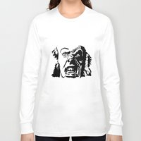 clown Long Sleeve T-shirts featuring CLOWN by Guglielmo