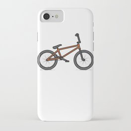 #17 BMX iPhone Case
